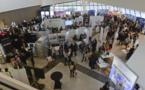 Congrès AFISO 2017 - Visiteurs Expo et stands