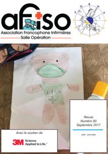 La Revue AFISO N°90 a été distribuée dans vos boîtes aux lettres !