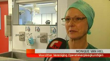 Revue de presse de la Journée européenne des infirmières de salle d'opération 2011