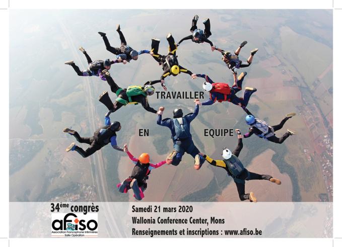 Samedi 21 mars 2020 - 34ème Congrès annuel de l'AFISO