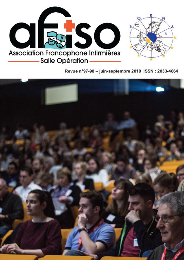La Revue AFISO N°97-98 est enfin arrivée dans votre boite aux lettres