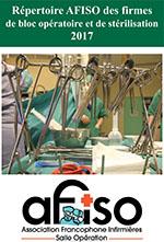 """Le """"Répertoire AFISO des firmes de bloc opératoire et de stérilisation 2017"""" est accessible depuis ce 30 juin 2017"""