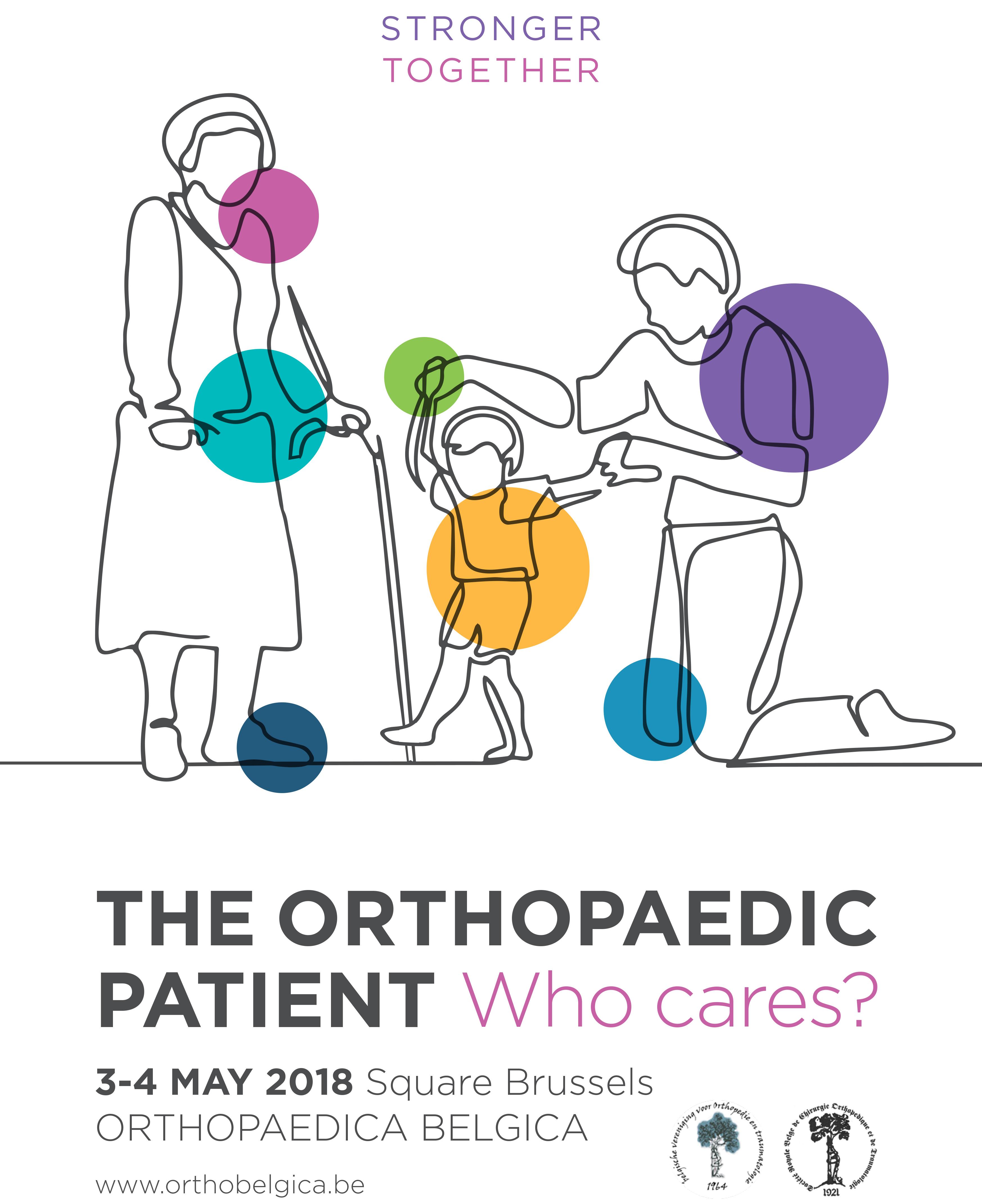 Bruxelles - Orthopaedica Belgica 2018