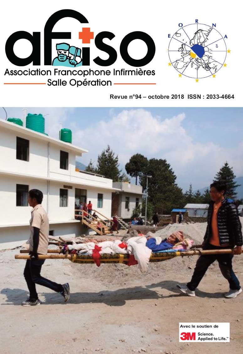 La Revue AFISO N°94 est enfin arrivée dans votre boite aux lettres