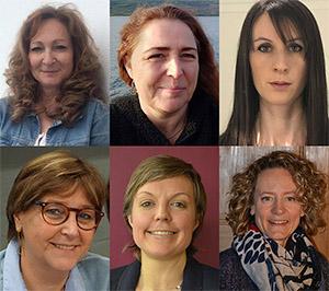 Candidates aux élections 2019 du Conseil d'Administration de l'AFISO