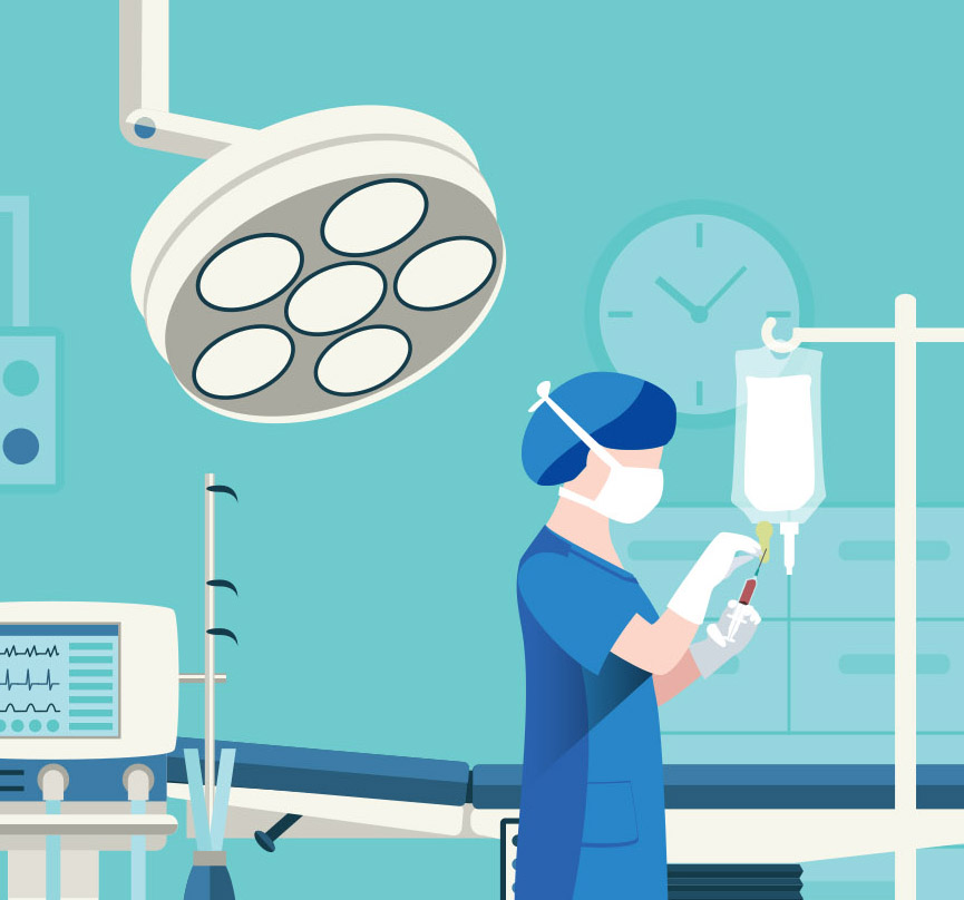 Samedi 22 juin 2019 - Quand l'outil KSMOR s'avère indispensable aux infirmières de bloc opératoire !