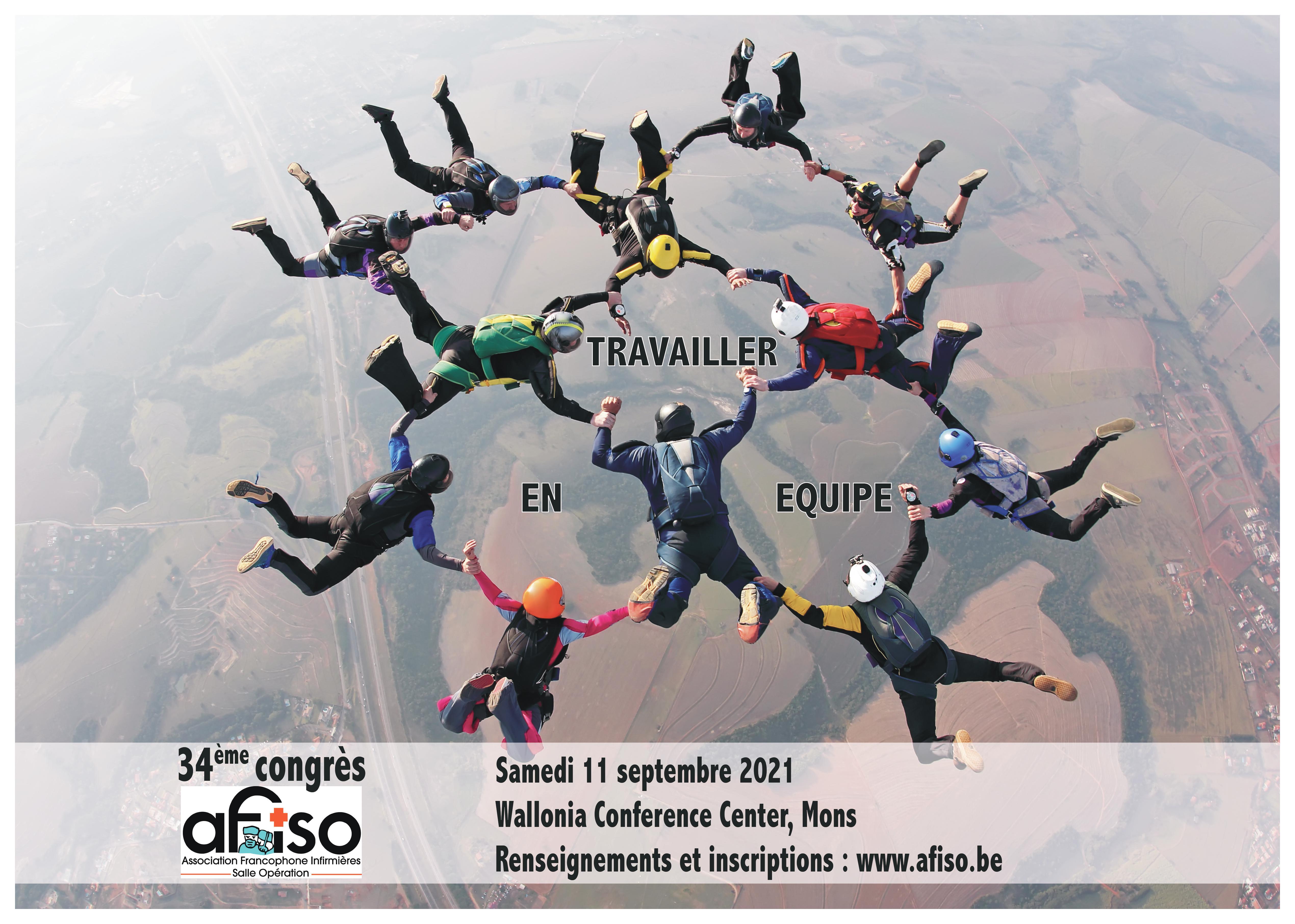 11 septembre 2021 : 34ème Congrès annuel de l'AFISO